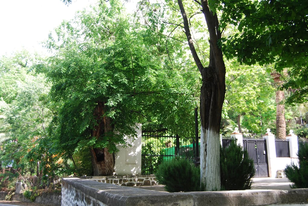 Jardines de Jimena
