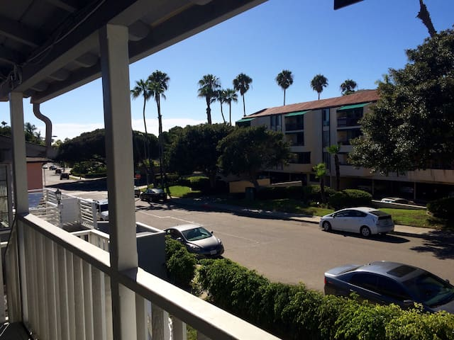 Chabby Chic 2 bedroom in Windansea - San Diego - Apartment