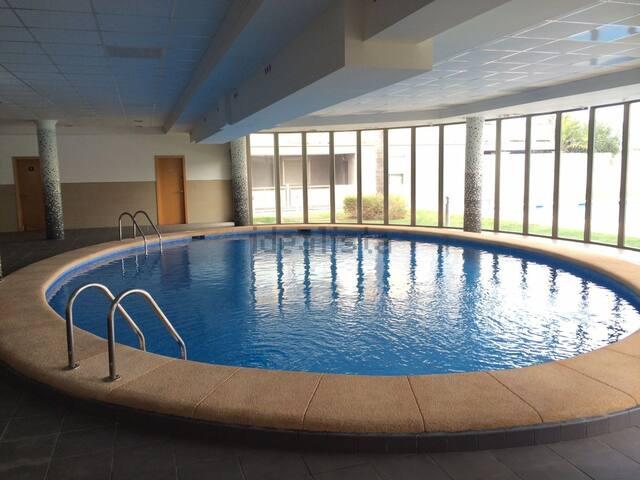 CABAGUA. PISCINA CLIMATIZADA - Oliva - Appartement