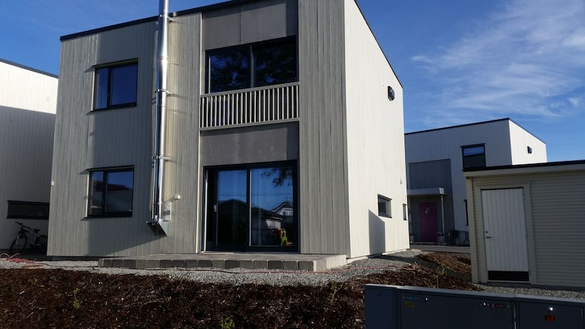 Familievennlig nytt hus på Karmøy - Karmøy