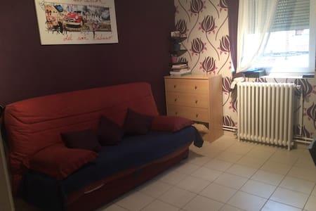 Agréable chambre de 18 m² - Carvin - Apartment