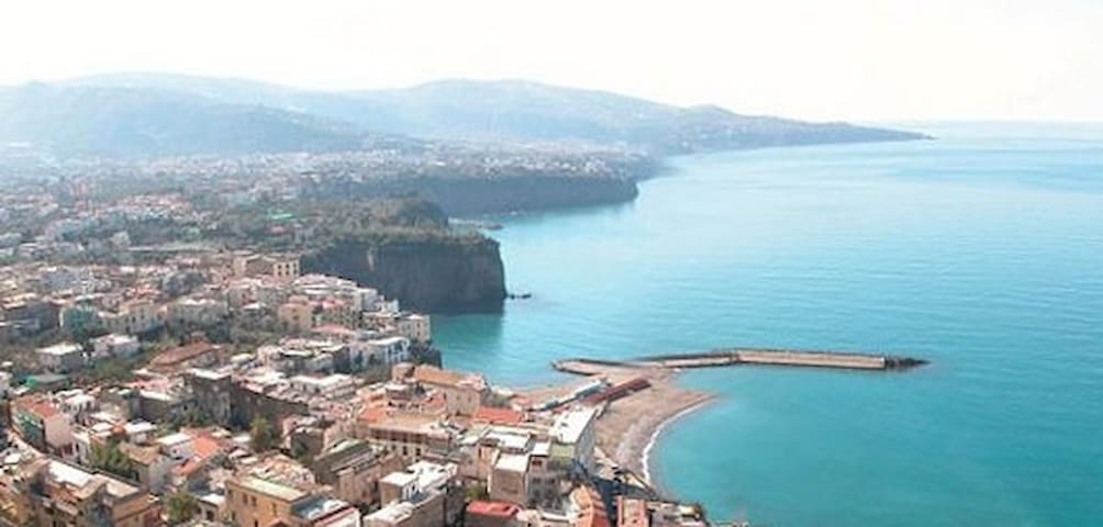 A splendid vacation in Sorrento Peninsula (2 pers)