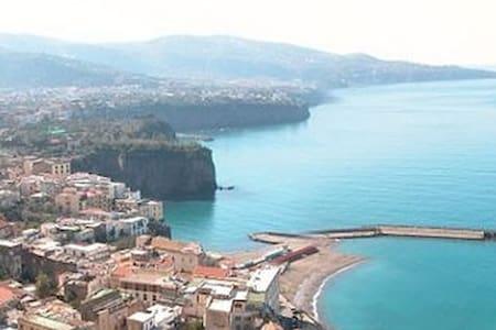 A splendid vacation in Sorrento Peninsula (2 pers) - Meta - Byt