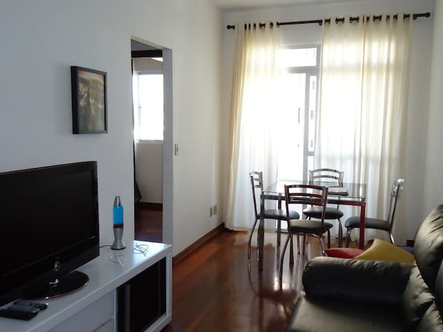 LINDO APARTAMENTO - Cool apartment - Belo Horizonte - Apartment