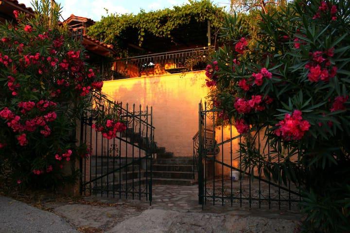 Vila Monica at Nea Kamarina - Nea Kamarina - Huis