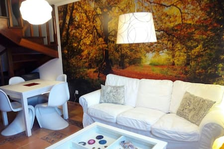 Duplex a 10' de Santiago, acogedor - Bertamirans-Ames, A Coruña