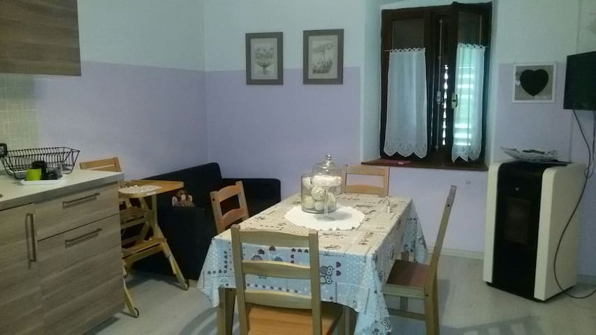 B&B Antica culla - Ivano-fracena - Bed & Breakfast