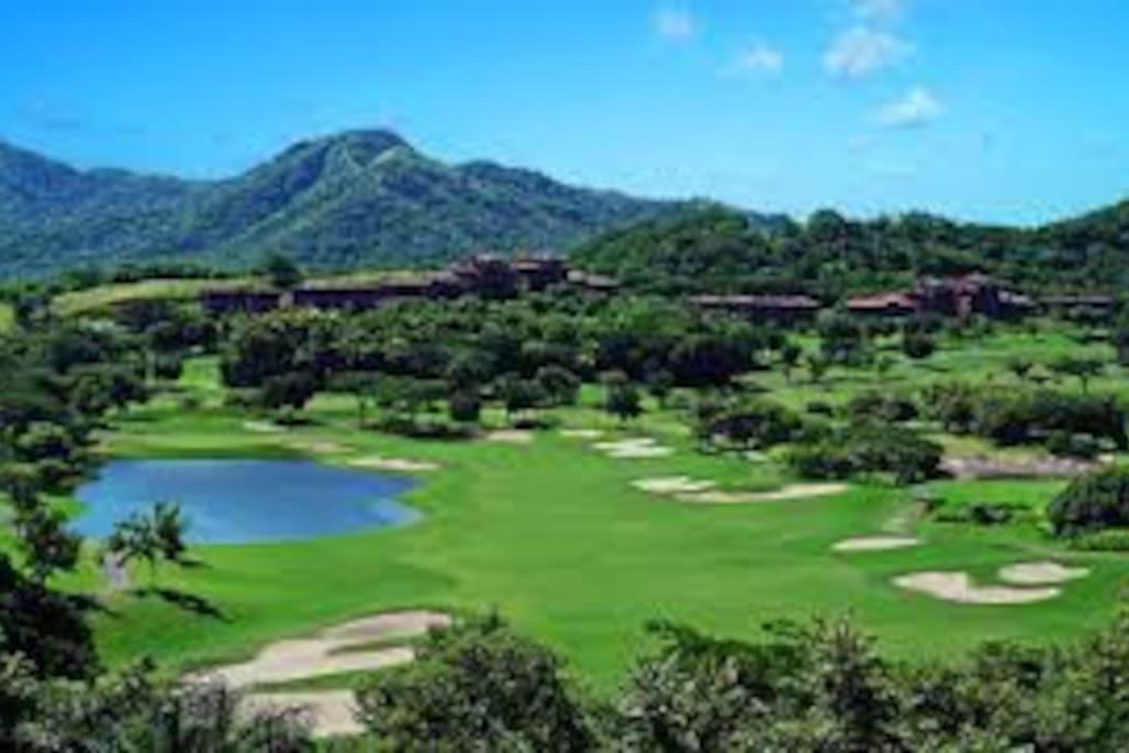 Reserva Conchal Robert Trent Jones II golf course