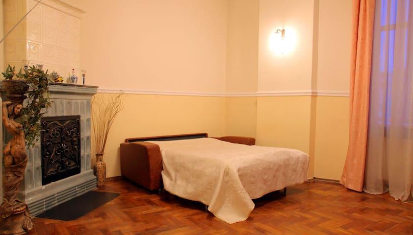 Old City Studio Apartment - L'viv - Daire