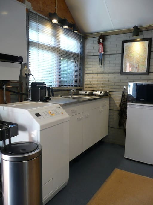 Kitchen: Side View