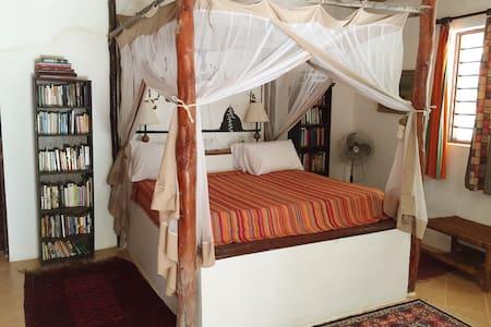 Utupoa, Kusi bedroom - Matemwe Zanzibar - Haus