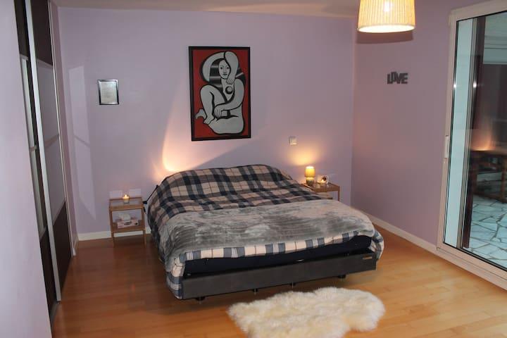 Belle chambre à proximité de Disney