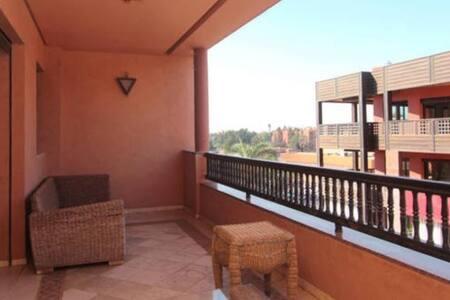 Sublime Duplex Marrakech Plazza....