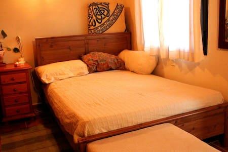 Habitación doble en la Sierra Norte - Manjirón - Rumah