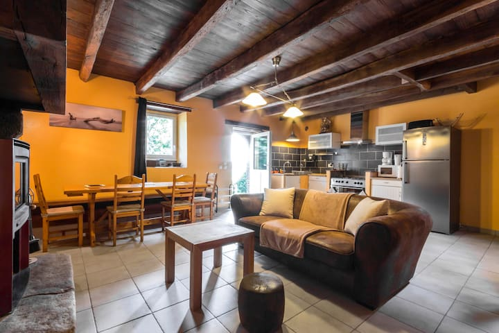 Maison vue sur la Vilaine - Béganne - Talo