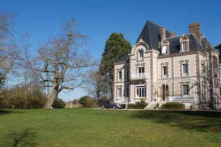Chambre Montgolfier - Trie-Château - Bed & Breakfast