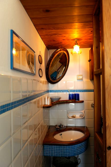 bagno zona lavandino