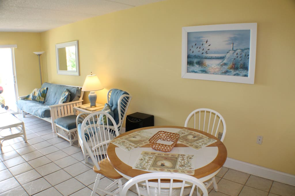Four Winds 1 Bedroom Oceanfront Apartments For Rent In Saint Augustine Florida United States