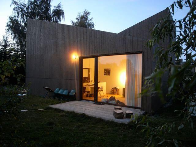 stilvolles Ostsee-Ferienhaus 1 - Rerik - Dom