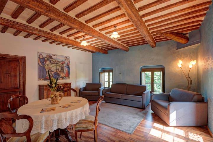 """Appartamento 80 mq """"Il Trionfo"""" - Sassoferrato - Flat"""