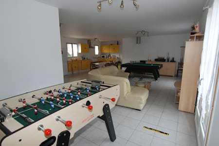 5 chambres meublées - Neuvy-sur-Loire