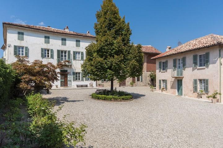 Casa Rovelli, Monferrato, Tiglio