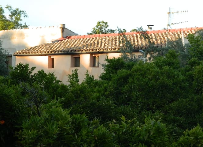House near Tortosa, Costa Dorada - Bitem