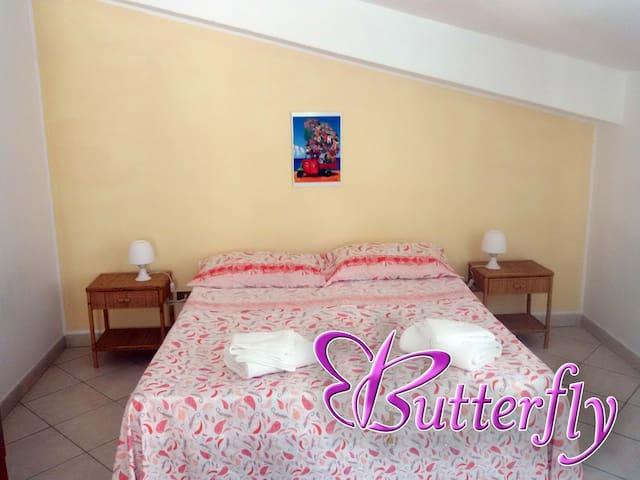 Butterfly Double Bedroom Prestige - Palermo - Departamento