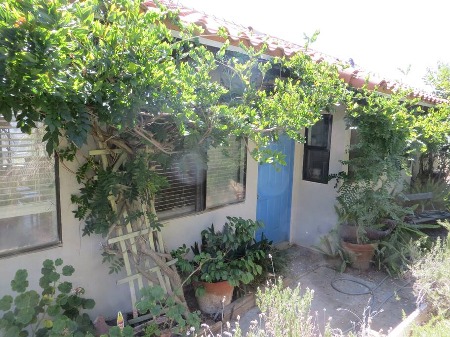 Spanish style bungalow