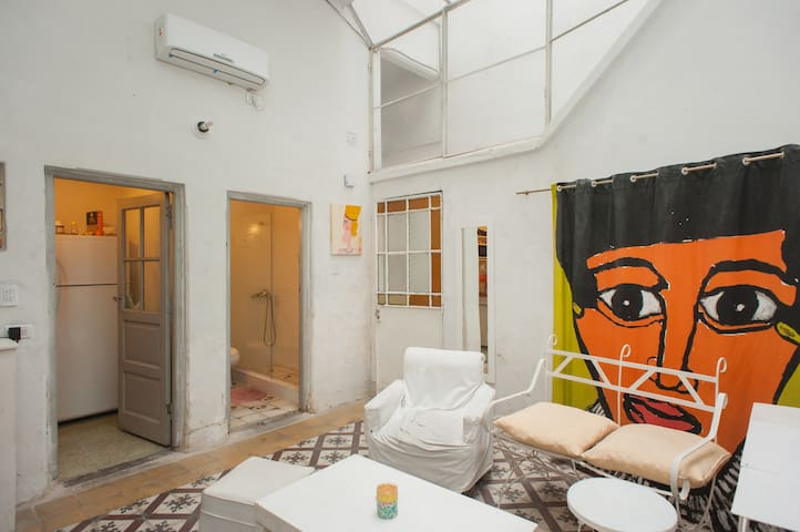Great 2BR apt in historic San Telmo B