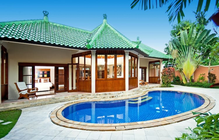 BALI Beautiful 4br villa by the sea - Sanur - Villa