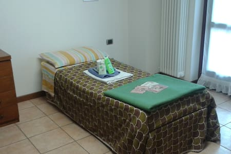 Homestay Franciacorta single room A - Lodetto