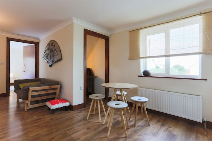 Poldark Country 1 bed, Flat 4 - Delabole - Apartment