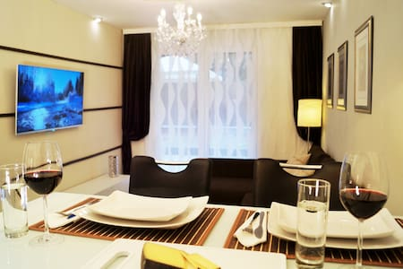 Amazing central apt w/ breakfast - Innsbruck - Apartamento