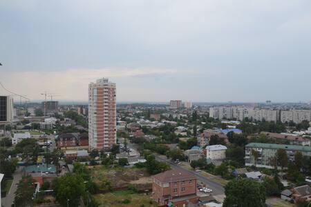 Видовая квартира с евроремонтом - Краснодар - Квартира