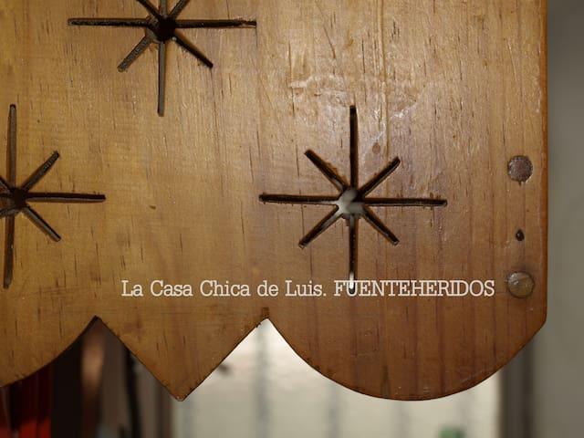 La Casa Chica. - Fuenteheridos - Дом