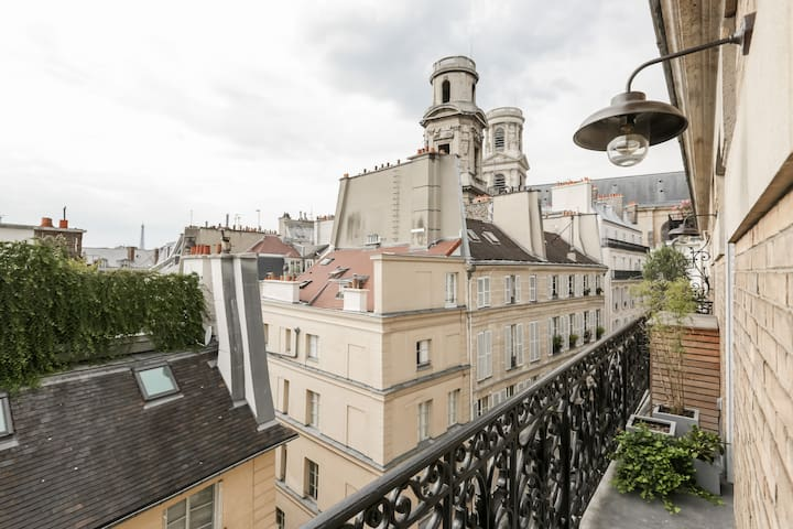 in the heart of Saint Germain - París - Apartamento