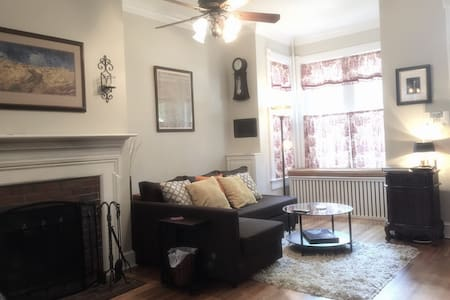 Luxury Historic Hill Row House; Perfect Location