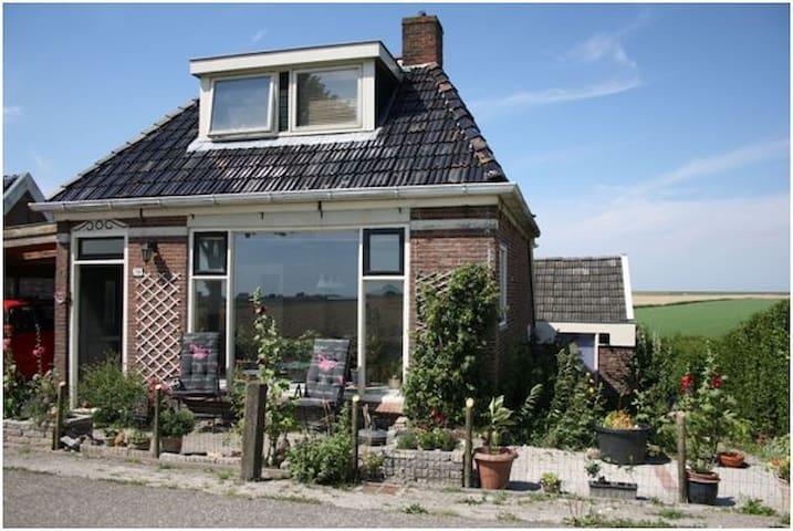 Ruhe und Raum/  Rust en ruimte ! - Sint Jacobiparochie - Haus
