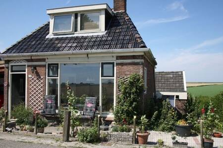 Rust en ruimte / Ruhe und Raum - Sint Jacobiparochie - บ้าน