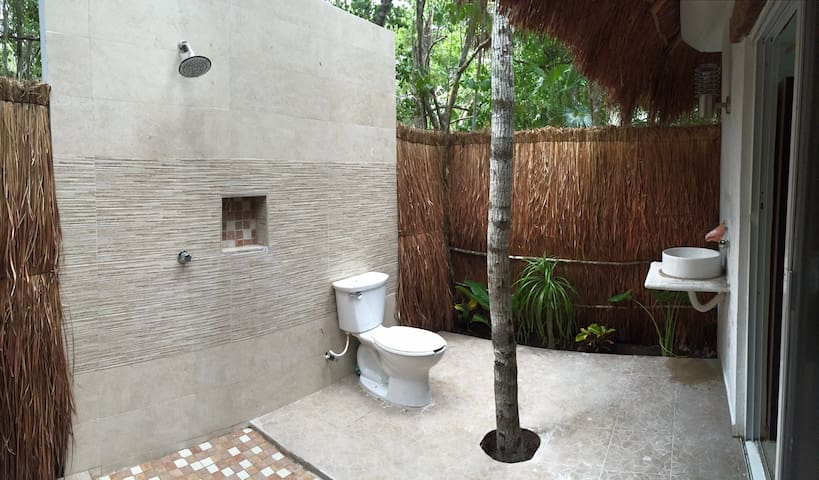 BUNGALOW NEAR TULUM - CHEMUYIL - Cottage
