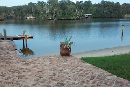Riverfront studio APT $79/N  Q&Twin - Fairhope - Other
