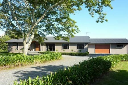 Private Self Contained  Rural Unit - Ohaupo