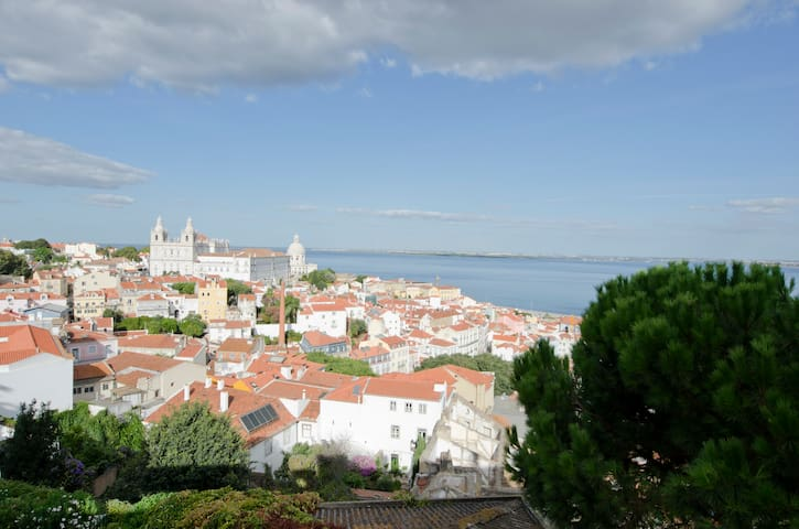 Look in Lisbon - Castle with charm