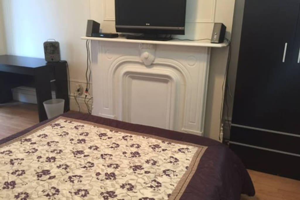 Master Room TV