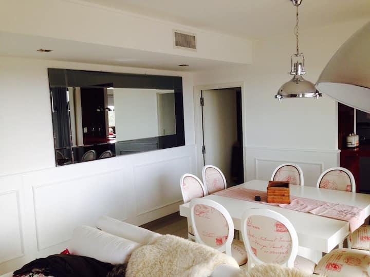 Apartamento 3 Amb en el mejor edificio de Pinamar
