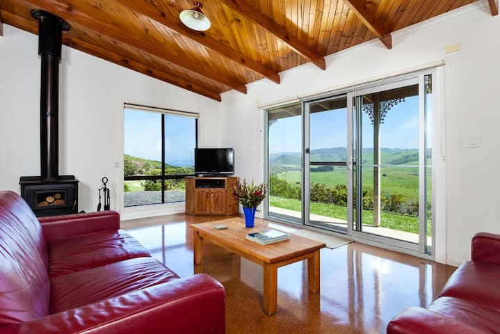Glen View Cottage - Johanna Beach - Johanna - Casa de campo