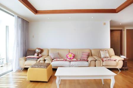 Itaewon private room of Luxury Apt - Youngsan-gu - Apartment