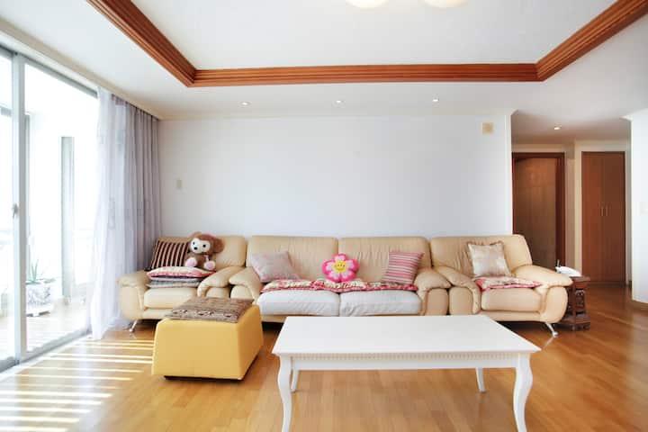 Itaewon private room of Luxury Apt