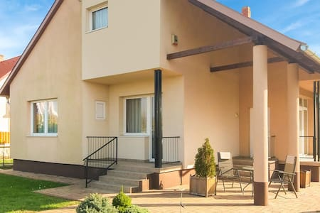 Holiday apartment with 1 bedroom on 35m² in Keszthely